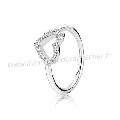 Vente Bijoux Be Ma Valentine Avec Clear Cz Empilable Fancy Bagues Pandora Magasin